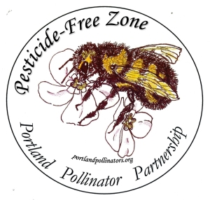 PesticideFreeLawn Sign